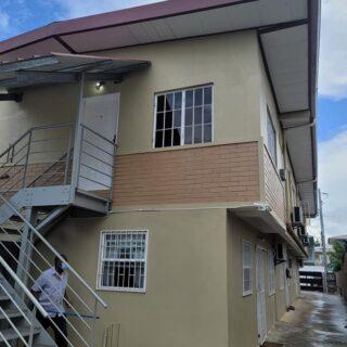 For Rent: Curepe 3 Bedroom Unfurnished Apartment