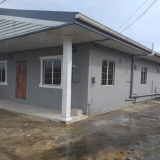 For Rent: Chaguanas Unfurnished Stand Alone House