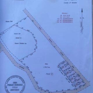 Land For Sale: Hermitage Village, San Fernando