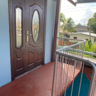 For Rent: San Juan 1 Bedroom Unfurnished Upstairs Apartment