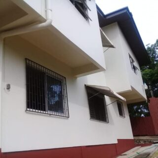 For Rent: Economically priced La Romaine semi-furnished Duplex