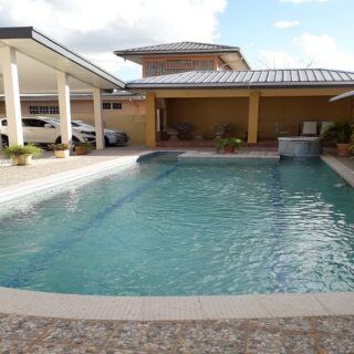 UPGRADED HOUSE FOR RENT WITH POOL – VALSAYN 3BR 2 BATH WITH ANNEX $12,500