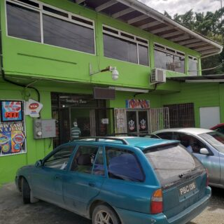 SPACES OR BUILDING FOR RENT CHAGUANAS