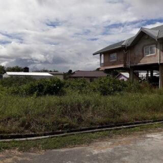 Caroni Land – Reform Phase 4, Gasparillo