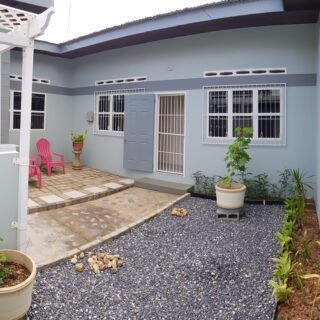 Spacious and inviting, single storey, UF, Arima home now available for rent. Price: 8500.00TT NEG!