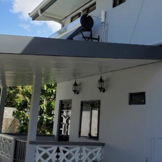 For Rent: River Estate, Diego Martin Unfurnished 2 Bed 1 Bath