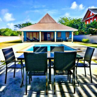 Tobago Samaan Grove Villa with Pool For Sale