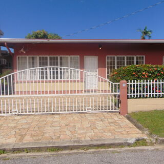 VICTORIA GARDENS SEMI-FURNISHED 3 BEDROOMS, 2 BATH HOUSE