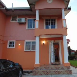 BUENA VISTA GARDENS, ARIMA SEMI-FURNISHED 3 BEDROOMS, 2 1/2 BATH TOWNHOUSE