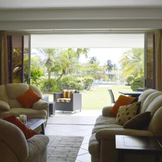 FOR RENT – La Riviera – Ground floor 3 bedroom apartment
