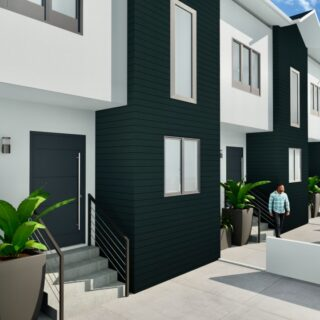 New Development (DAVIS COURT TOWNHOUSES) Arima