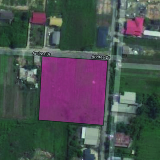 Land, Factory Road – Piarco