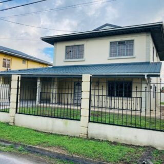 Cunupia 2 Storey Home for sale