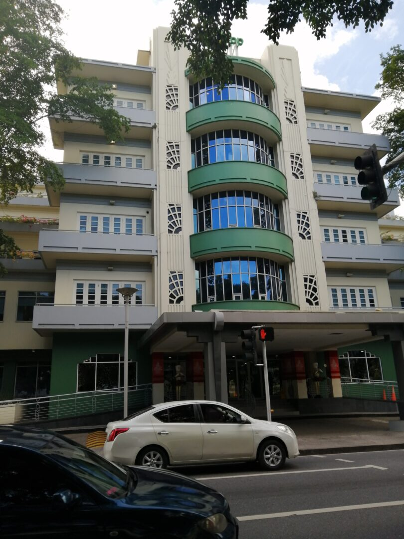 PRIME OFFICE SPACE FOR RENT – QUEENS PARK PLAZA.