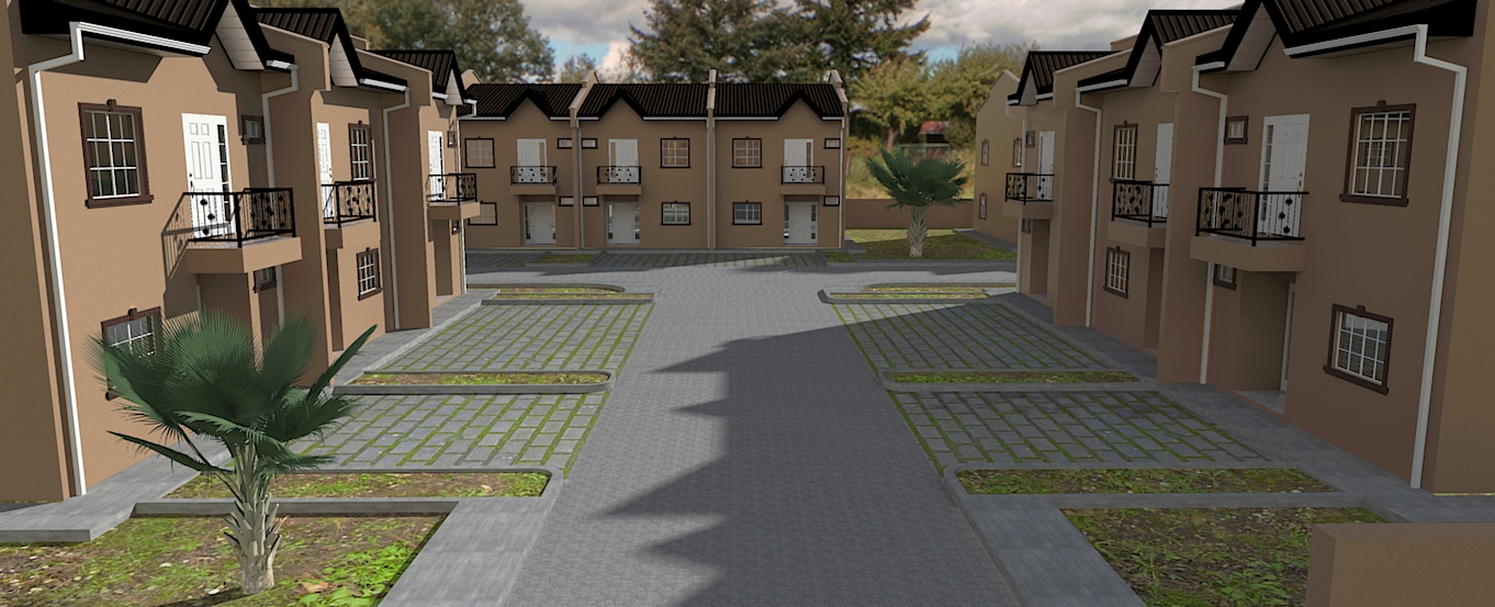 Townhouses for Sale in Boycato,St  Helena!! Only 3  left!!