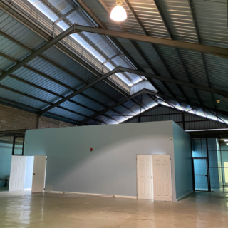 FOR RENT-The Maka Complex- Office and Warehouse Space