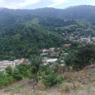 Maracas Gardens Land with fantastic views  – $1.25 m