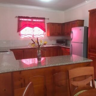 Fully Furnished Air-conditioned Two Bedrooms One Bath $650000