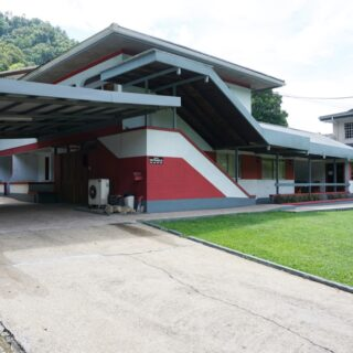FOR SALE – Saddle Road, Maraval – Great potential as this building has multiple rooms