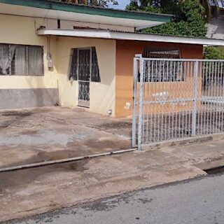 FOR SALE – Cyrus Trace El Socorro – 4 bedroom house on freehold land