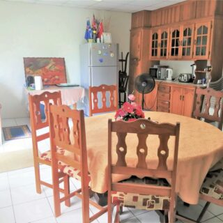 2 Bedrooms Apt – Arima
