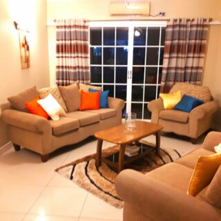 Fully Furnished & Equipped 2 Bed, 1 Bath