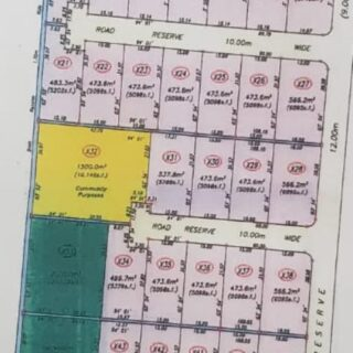LAND FOR SALE: ARIPERO RESIDENTIAL LOTS, $83.00/SQ.FT