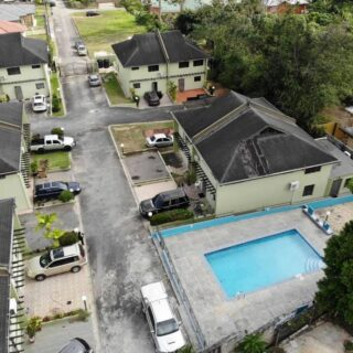 For Sale: Chaconia Terraces St Joseph 3 Bedroom Unfurnished Townhouse
