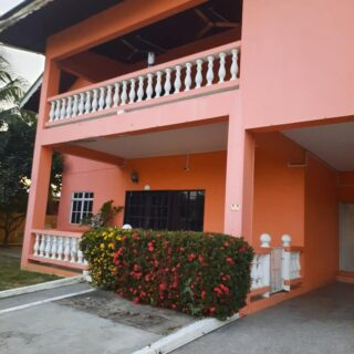 For Rent: Valsayn South 3 Bedroom Fully Furnished Downstairs Apartment