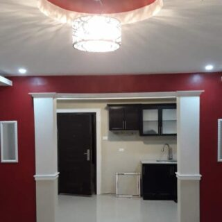 FOR RENT: BRAND NEW UNFURNISHED COUVA 1and 2 BEDROOM APARTMENTS