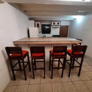FOR RENT: PARADISE GARDENS TACARIGUA 2 BEDROOM UNFURNISHED TOWNHOUSE