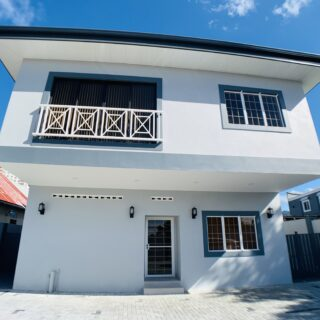 Kelly Kenny Street, Woodbrook- 2 Bedroom Apartment For Rent