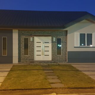 Newly renovated house in gated community.