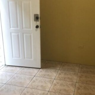 For Rent: Unfurnished, 1-bedroom Apartment in Auzonville, Tunapuna
