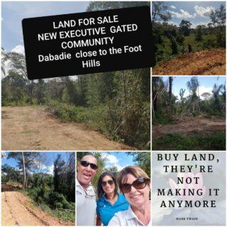 LAND FOR SALE AT THE NEW BELLA VISTA DEVELOPMENT, D'ABADIE