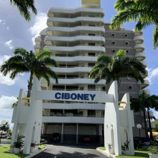 Ciboney Towers, Westmooring