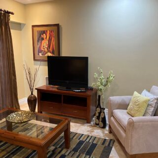 FOR RENT -One Woodbrook Place Studio Plus Apt.