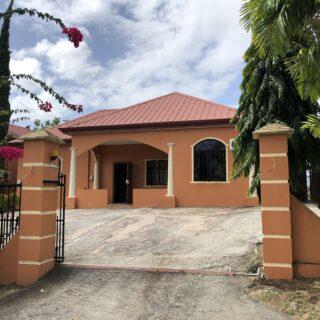 Single Home Unfurnished – Philippine