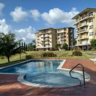For Rent Couva – Fully air-conditioned 2 bedroom, 2 bathroom apartment – $7,000