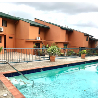2 Bedroom Townhouse located Upper Fort George FOR RENT