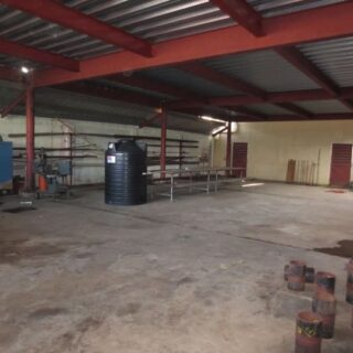 FOR RENT – First Street, Duncan Village –  Commercial building close to public transport