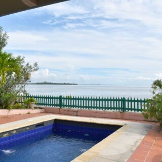 FOR RENT – Marine Villas, Westmoorings South East – 3 Bedroom sea front apartment