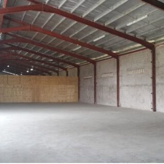 FOR RENT – Block C2, Blueford Warehouses, #08, Pokhor Road, Longdenville, Chaguanas – Secure warehouse with parking