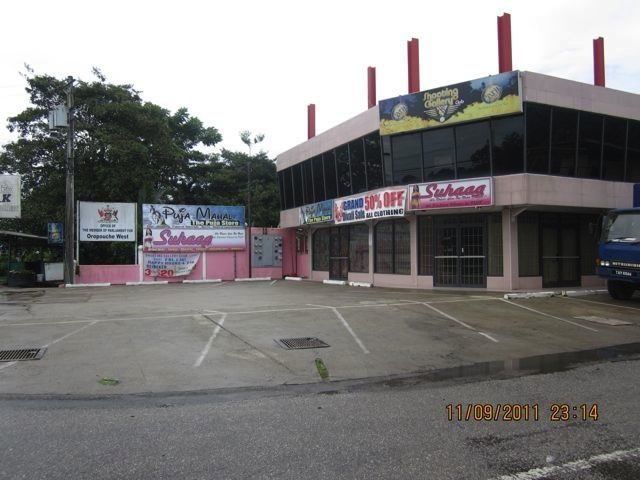 FOR RENT – Corner Ramsamooj Trace & Debe Main Road, Debe – Commercial space on main road