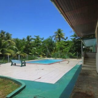FOR RENT – Amisonn Court, Mayaro Guayaguayare Road, Mayaro – Fully furnished house with pool