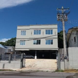 FOR RENT – Independence Avenue, San Fernando – New office space with parking