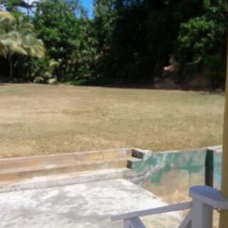 FOR SALE – Nancoo Street Estate Road, Off Todd Road, Cumana – Beach front parcel of land