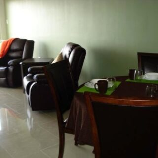 FOR RENT – Building #2, Level #1, Cara Court Condominium, Claxton Bay – 2 bedroom apartment in secure compound with pool