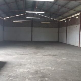 FOR RENT – Blueford Warehouses, Longdenville, Chaguanas – Modern warehouse with office rooms