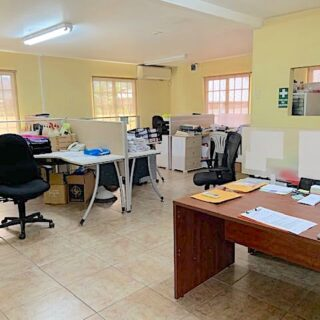 FOR RENT -O'Connor Street, Woodbrook – Office space in convenient location